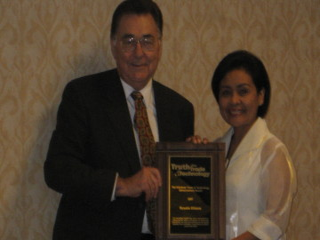 2007 F to F_Kleckner Award_Rosalie Ellasus_IMG_0540