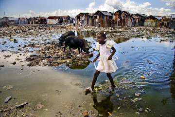 Agrandir en Haiti